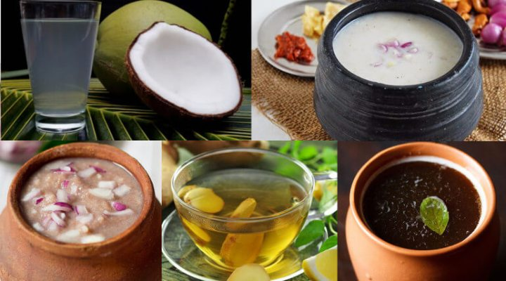 Best 10 Traditional Healthy Drinks